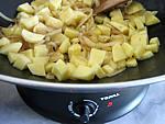 Soupe de champignons et pommes de terre - 5.3