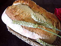 Image : Pain de campagne au poolish