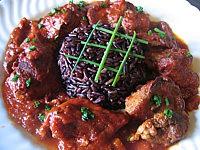 Recette Poêlée de foies de volaille au curry