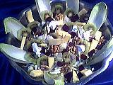 Image : recette Salade de fromages