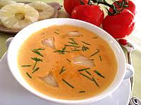 Recette Coupelle de sauce à l'ananas