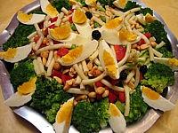 Image : Salade de pâtes aux brocolis
