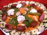 Recette Salade aux pissenlits