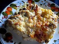 Image : Restes de pain brioché aux morilles