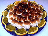 Recette Poire meringue minceur