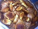 Cuisson à la cocotte : Assiette de poulet au cidre