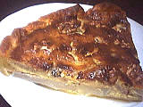 Recette Tarte au roquefort et poires
