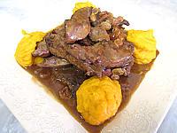 Recette Purée de potimarron et pommes de terre