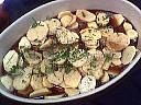 Pommes de terre parfumées au vin rouge - 4.1