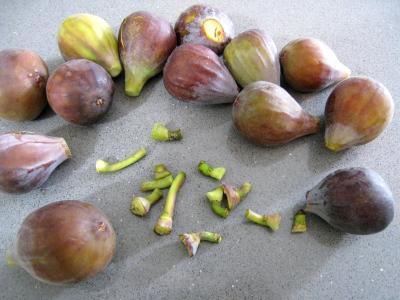 Pain semoule aux figues fraîches - 8.1