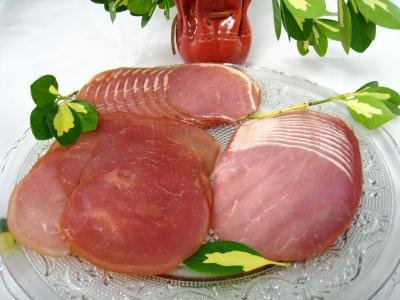 Photo : Plateau de bacon