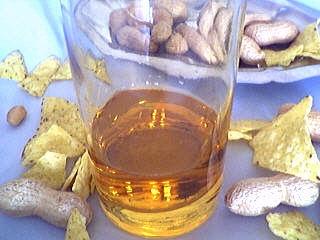 Photo : Verre de whisky