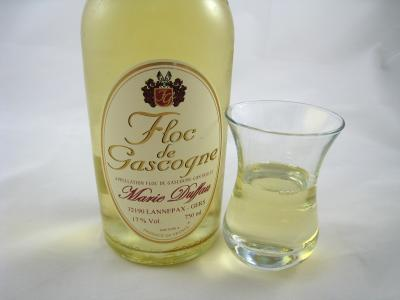Photo : Bouteille de Floc de Gascogne