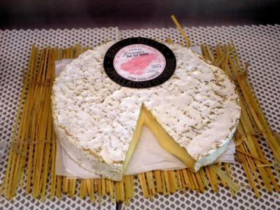 Photo : Brie de melun