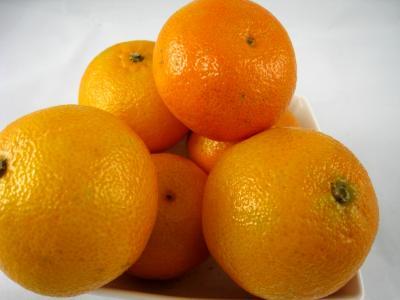 Fiche de cuisine : Oranges