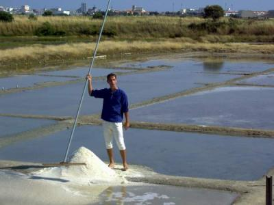 Photo : Marais salants des sables d'olonne