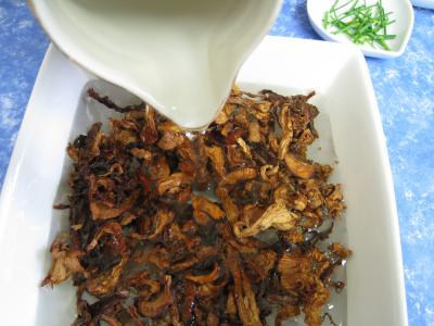 Feuilletés de ris de veau et champignons - 3.3