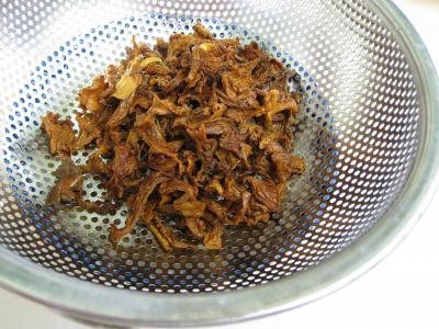 Feuilletés de ris de veau et champignons - 4.1