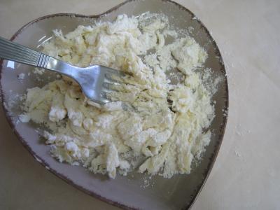 Feuilletés de ris de veau et champignons - 11.4