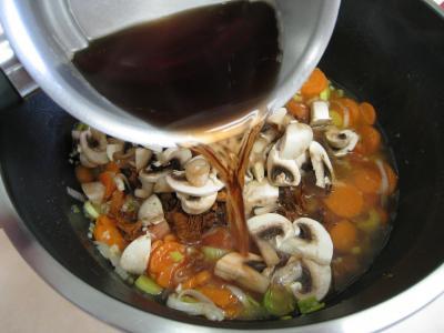 Feuilletés de ris de veau et champignons - 16.1