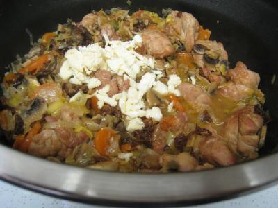 Feuilletés de ris de veau et champignons - 18.1