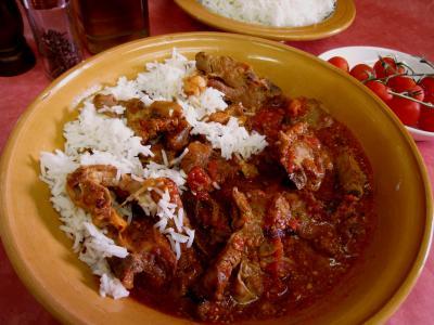 Recette Assiette d'agneau façon Turque