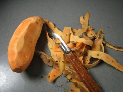 Velouté de chou aux crevettes - 7.1
