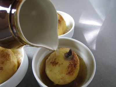 Poires au cidre et sa crème fouettée - 5.2