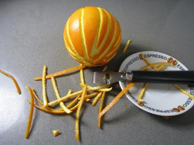 Poires au cidre et sa crème fouettée - 1.2