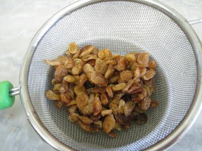 Couronne aux châtaignes, noix et raisins secs - 5.3