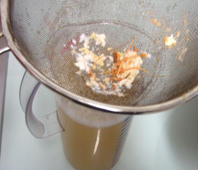 Cotriade de thon et gambas au champagne - 6.1