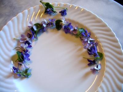 Agneau aux violettes et aux graines de sésame - 8.1