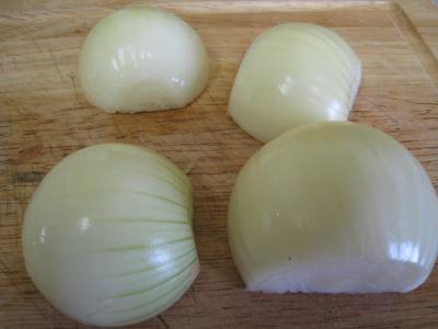 Coquelet au miel et sa purée de navets - 2.3