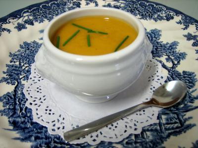 Amuse-bouche crème de cardon - 15.2
