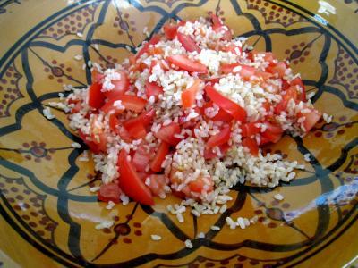 Salade de thon aux pêches - 6.4