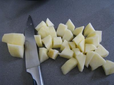 Aiguillettes de canard gras au coulis de pommes - 3.1