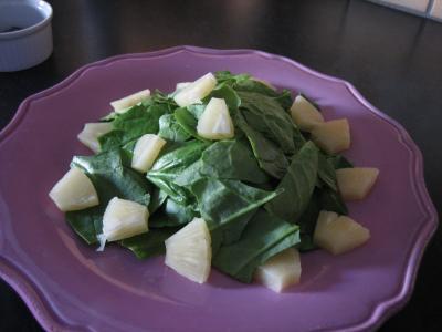 Salade de concombre et oeufs de caille - 5.2