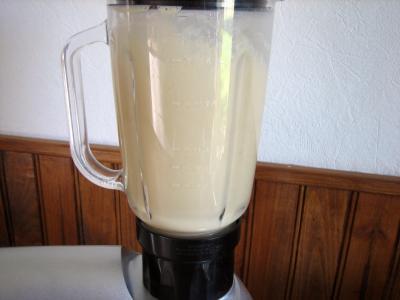 Bavaroise au café et au rhum - 4.3