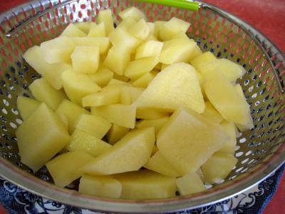 Amuse-bouche de crème de cèpes et fenouil - 4.1
