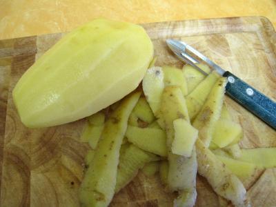 Amuse-bouche de crème de cèpes et fenouil - 1.1