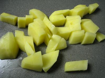 Amuse-bouche de crème de cèpes et fenouil - 1.3