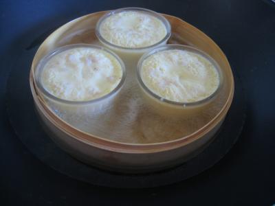 Flans chinois de crevettes à la vapeur - 9.1