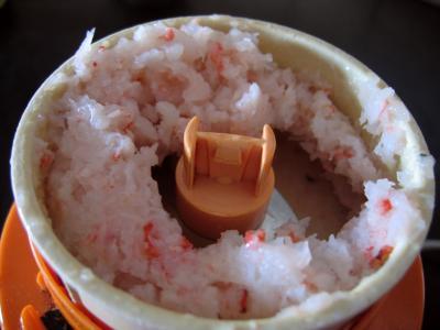 Flans chinois de crevettes à la vapeur - 3.2
