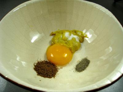 Sauce mayonnaise à la noix de coco - 3.3