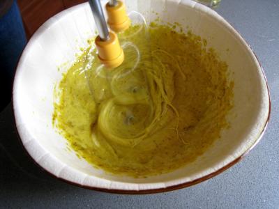 Sauce mayonnaise à la noix de coco - 4.2