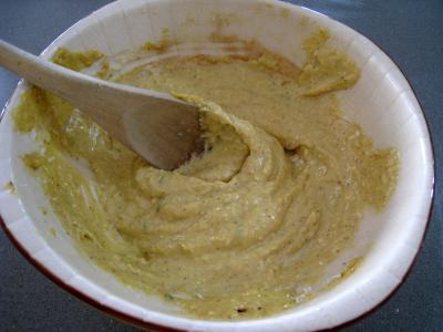 Sauce mayonnaise à la noix de coco - 7.2
