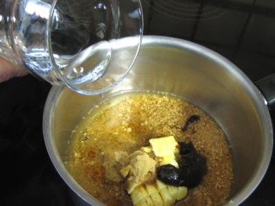Sauce aux cacahuètes façon chinoise - 4.2