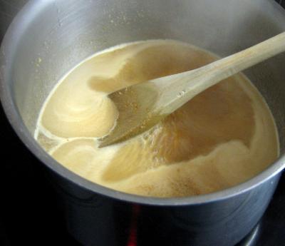 Sauce aux cacahuètes façon chinoise - 4.4