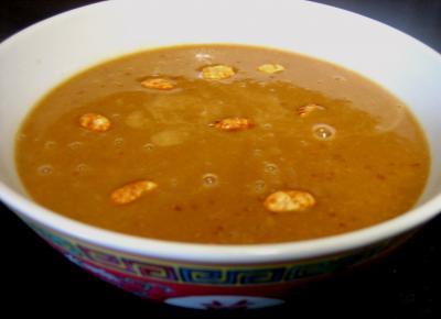 Recette Sauce aux cacahuètes façon chinoise