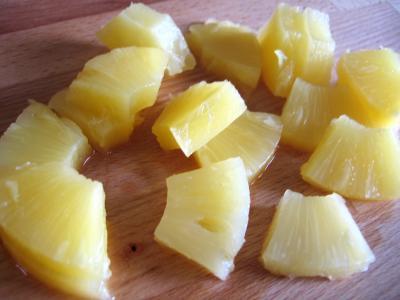 Ananas au jambon - 1.1